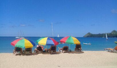 beach st lucia